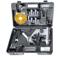 Set microscop Bresser Junior 40x-1024x, iluminare incidenta