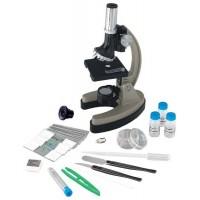 Set microscop Micro Pro, functie de stabilizare, luminare incorporate, marire 600x