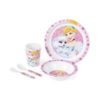 Set de masa pentru copii Princess Pets Lulabi, 5 piese, Multicolor