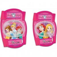 Set protectie Cotiere Genunchiere Princess Seven, 3-8 ani