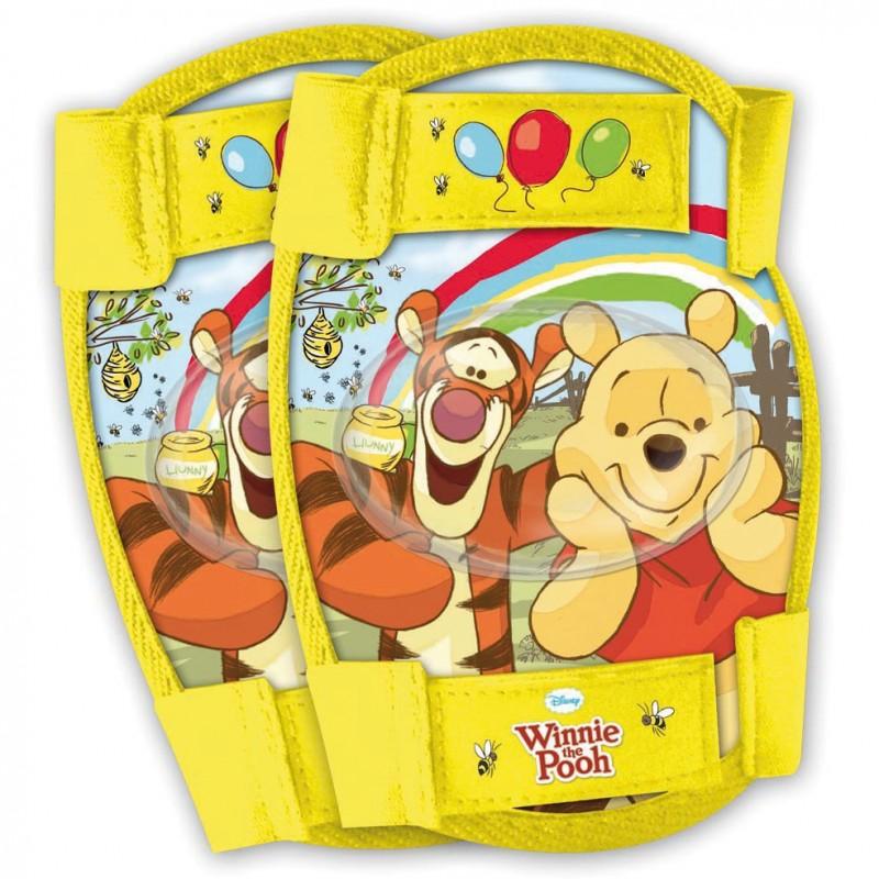 Set protectie cotiere si genunchiere Winnie The Pooh Disney Eurasia, 3 ani+ 2021 shopu.ro
