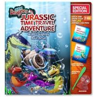 Set Reincarcare Aqua Dragons Jurassic Time Travel Adventure World Alive
