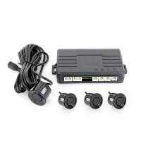 Set senzori de parcare cu semnal acustic Carguard, 0-2 m, 4 senzori
