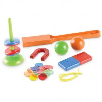 Set STEM Magie cu magneti Learning Resources, 5 ani+