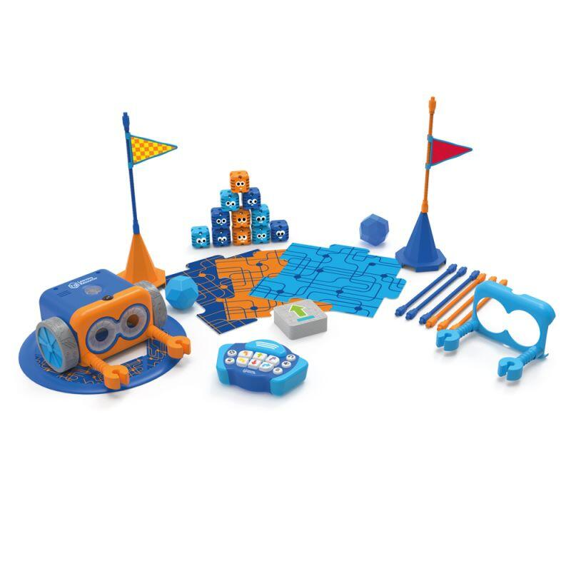 Set Steam robotelul Botley 2.0 Learning Resources, telecomanda inclusa, 13 x 7 x 8.5 cm , 5-10 ani 2021 shopu.ro