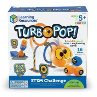 Set STEM Turbo Pop Learning Resources, 5 ani+