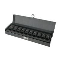 Set tubulare de impact Proline, 3/4 inch, 22 - 41 mm, 8 piese/set