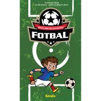 Set de activitati Fotbal Editura Kreativ, 60 pagini, 12 creioane, 3-10 ani