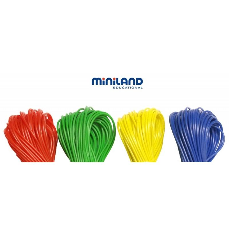 Sfori pentru insiretat Miniland, 8 bucati, 20 m