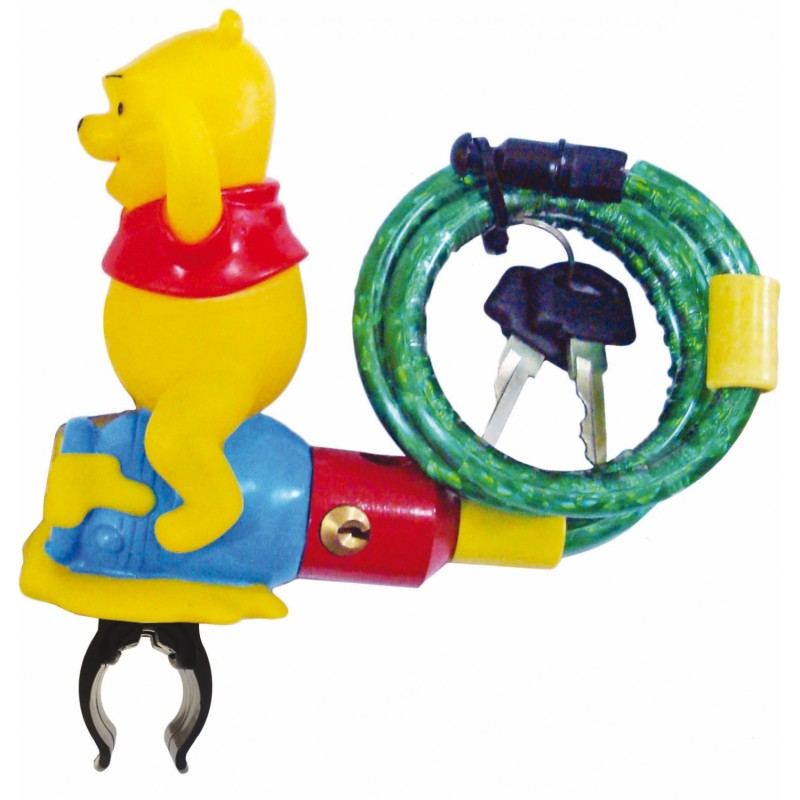 Sistem antifurt Winnie the Pooh Disney Eurasia, 45 cm, 3 ani+ 2021 shopu.ro