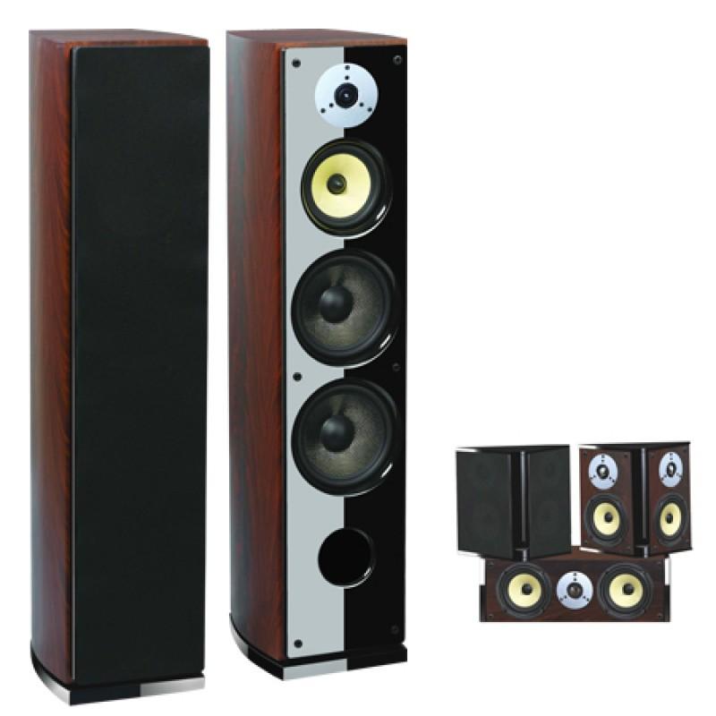 Sistem audio 5.0 Destiny Kruger & Matz, 120 W 2021 shopu.ro