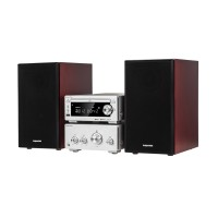 Sistem audio Kruger & Matz, CD player, USB, Tuner FM, Bluetooth