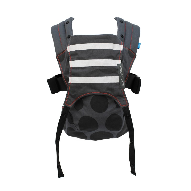 Sistem de purtare Venture We Made Me, suporta maxim 25 kg, 18 luni+, Black Gradient Spot 2021 shopu.ro