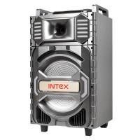 Sistem portabil BT Intex, radio FM, USB, bluetooth 2.1, 100 W