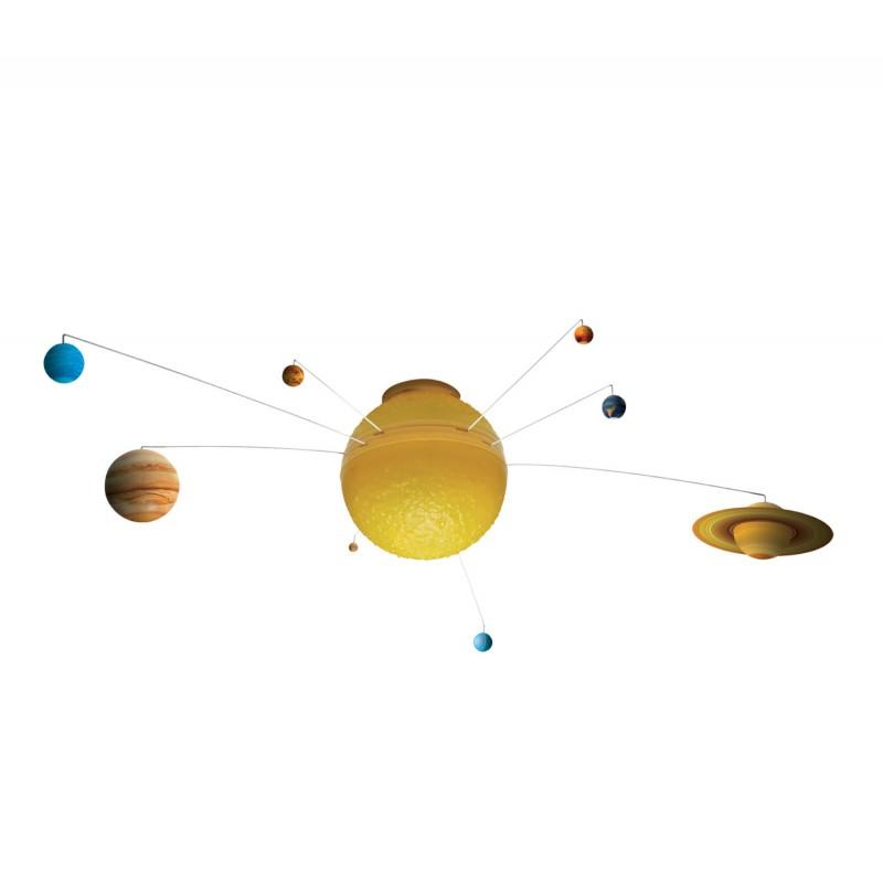 Sistem solar Brainstorm, telecomanda inclusa, 85 cm, 6 ani+ 2021 shopu.ro