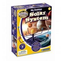 Sistem solar pentru birou Brainstorm Toys, 34 cm, Multicolor