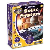 Set Sistem solar Brainstorm, 34 cm, 6 ani+, Multicolor