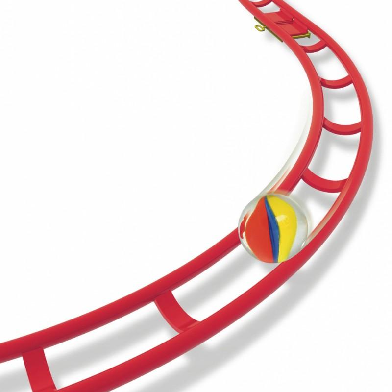 Skyrail Basic 8 metri Quercetti, 150 piese, 6 ani+ 2021 shopu.ro