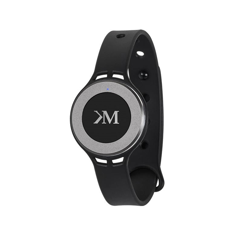 Bratara Smartband Fitone Kruger Matz, Bluetooth 4.0, monitorizare activitate fizica, calorii si distanta parcursa
