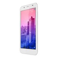 Telefon mobil Kruger-Matz Flow 4S, Dual SIM, Quad-Core, 16 GB, LTE, Alb