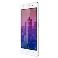 Telefon mobil Kruger-Matz Flow 5, Dual SIM, Quad-Core, 16 GB, LTE, Alb