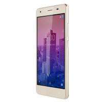 Telefon mobil Kruger-Matz Flow 5, Dual SIM, Quad-Core, 16 GB, LTE, Gold