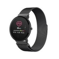 Ceas Smartwatch Forever Smart ForeVive, Bluetooth 4.2, 180 mAh, Negru
