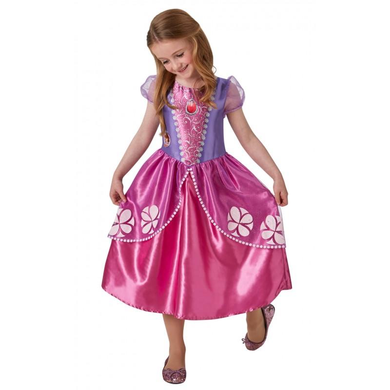Costum fetite Sofia Classic Toddler, 2-3 ani