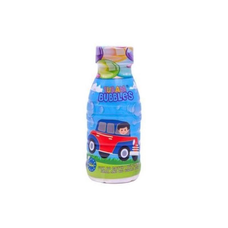 Solutie baloane de sapun Car Tuban, 250 ml, 3 ani+ 2021 shopu.ro
