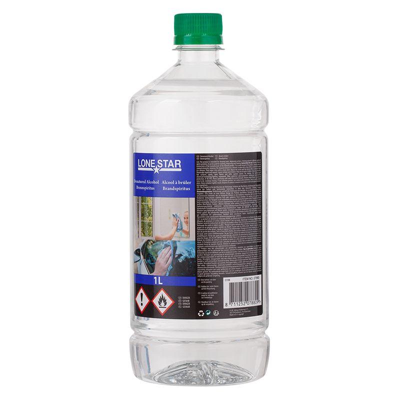 Solutie de curatare pe baza de alcool Lone Star, 1 l shopu.ro
