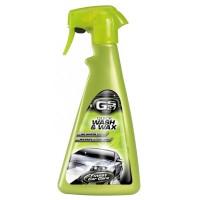 Solutie GS27 pentru spalat si lustruit caroseria, 500 ml
