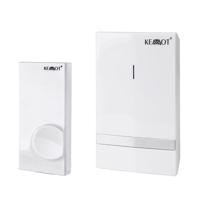 Sonerie wireless Kemot, 48 de melodii, 230 V