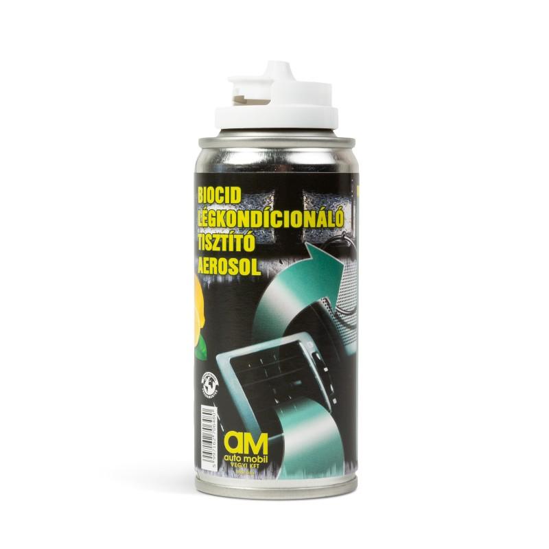 Spray pentru curatarea aerului conditionat/habitaclu auto VMD Italy, 100 ml 2021 shopu.ro
