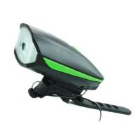 Difuzor bicicleta cu lumina West Biking, USB, 1200 mAh
