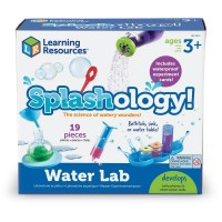 Joc educativ Laboratorul apei Splashology Learning Resources, 4 ani+