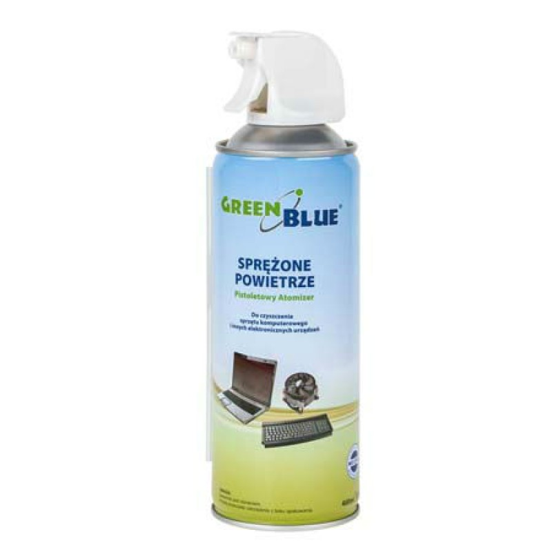 Spray de curatat pe baza de aer comprimat CHE1621, 400 ml 2021 shopu.ro