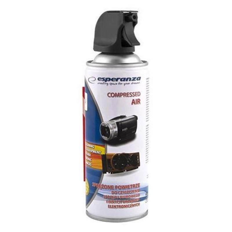 Spray tip pistol aer comprimat Esperanza, 400 ml 2021 shopu.ro