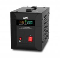 Stabilizator automat de tensiune Well Agile, 2000VA/1400W