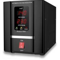 Stabilizator automat de tensiune Well, servo motor 1000VA, IP20