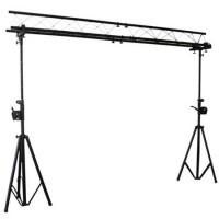 Stand lumini profesional reglabil, 1.5 x 3 m