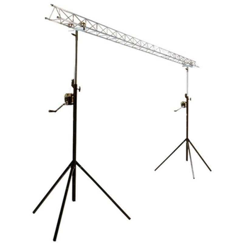 Stand lumini profesional reglabil, 1.5 x 3 m, suporta maxim 75 kg 2021 shopu.ro