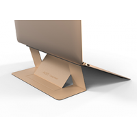 Stand pentru laptop Allocacoc Moft, Gold