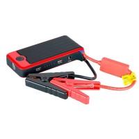 Starter auto multifunctional Siegbert, 2 x USB, 12000 mAh, acumulator extern, lanterna