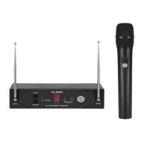Microfon cu statie WL200R/H, 16 canale
