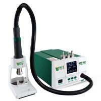 Statie BST-863 pentru lipire SMD, aer cald, 3 canale de memorie, racire automata