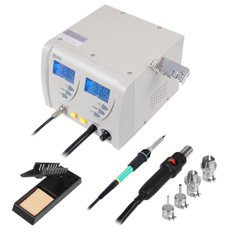 Statie de lipit componente electronice SMD, 160 - 480 grade C shopu.ro