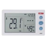 Statie meteo A12T UNI-T, 12/24 H, ceas, alarma