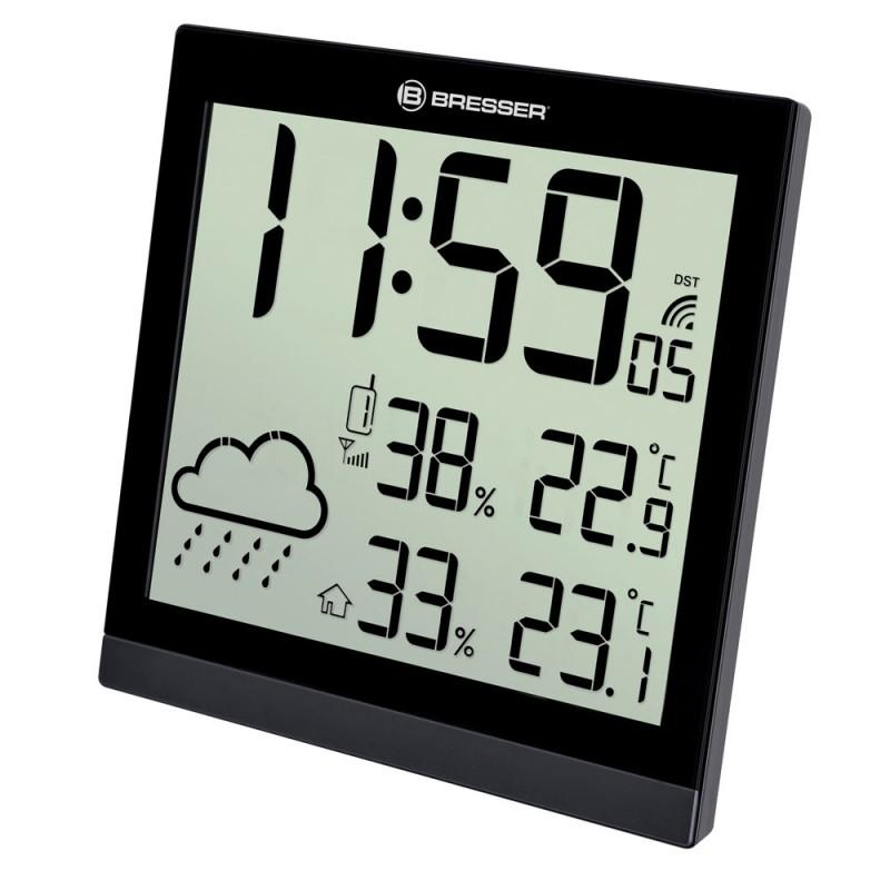 Statie meteo Bresser JC, termometru, higrometru, alarma 2021 shopu.ro