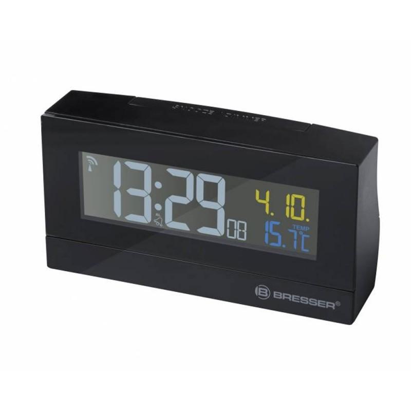 Statie meteo Bresser MyTime Funky 8010050, termometru, alarma 2021 shopu.ro