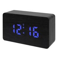 Statie meteo Bresser MyTime W RC, termometru, alarma, LED albastru
